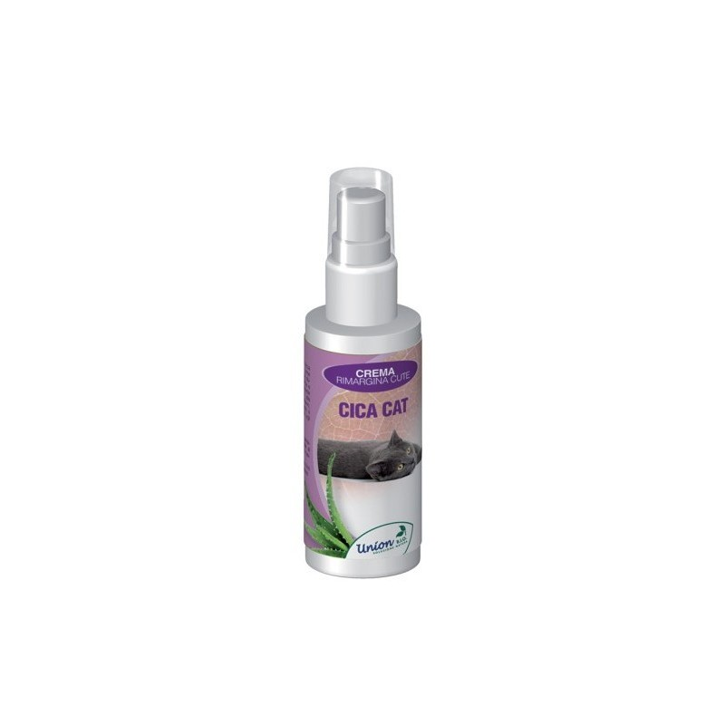 Union bio cica cat crema rimargina cute 50 ml