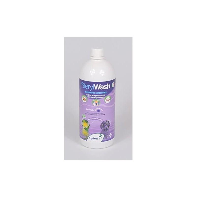 STERYLWASH Detergente igienizzante naturale concentrato per superfici