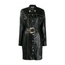 Abito Camicia pelle – Versace Jeans Couture